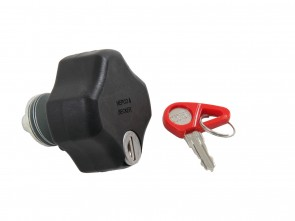 Lock-it Screw lockable for Hepco&Becker lock-it sidecarrier