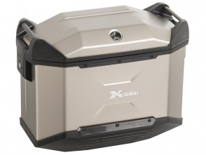 Xceed side case 38 ltr. right
