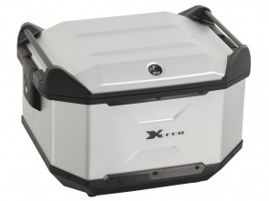Xceed Topcase 45 ltr. - silver