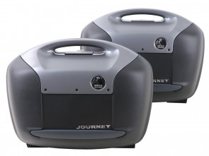 Journey sidecase-set 42 Recon antracite