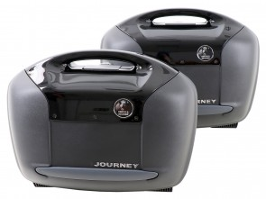 Journey sidecase-set 42 black