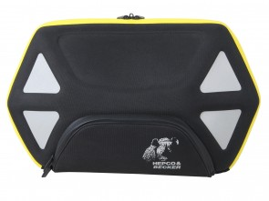 C-Bow Softbag Royster black/yellow - only 1 side