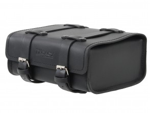 Legacy Rear Bag Leather - black