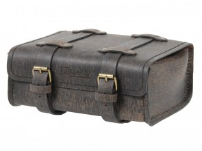 Legacy Rear Bag Leather - rugged