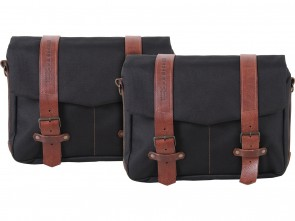 Legacy courier bag set L/L black for C-Bow carrier