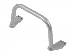 Special top case bracket for Alurack when using Alu Standard Topcase (silver)