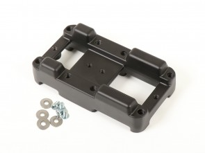 Universal mounting bracket for Xplorer boxes for fuel canister or water bottle