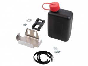 2 ltr. fuel canister incl. bracket and mounting kit