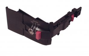 Lock mechanism without lock barrel for Krauser K4 and K5 boxes