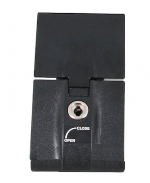 Lid lock without cylinder for Journey 42 sidecases and topcase