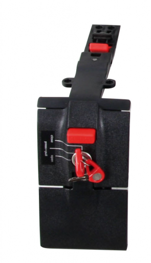 Lock mechanism for Journey Topcase 30/40/50 - incl. cylinder