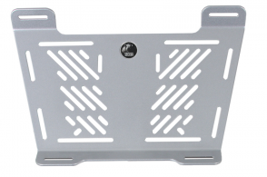 Universal rear enlargement SMALL - silver