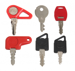 Hepco&Becker Spare key (1pcs)