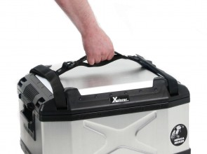 Carrying handle for Xplorer side boxes